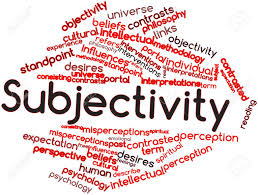 subjectivite